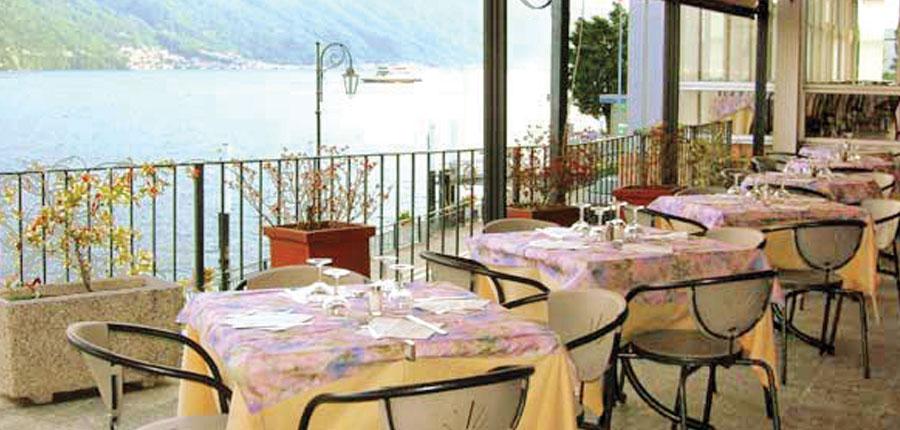 Bazzoni Hotel, Tremezzo, Lake Como, Italy - Terrace restaurant.jpg